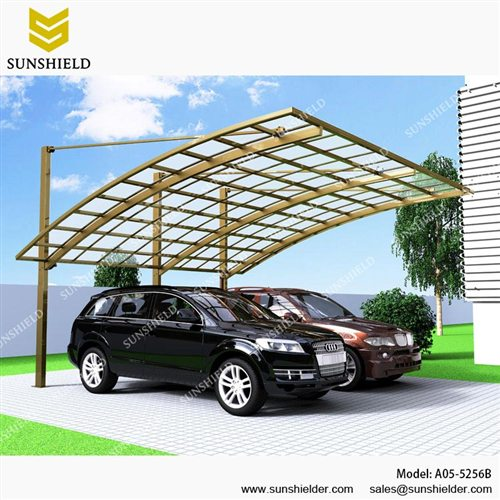 Car Ports For Sale: Residential Cantilever Carport