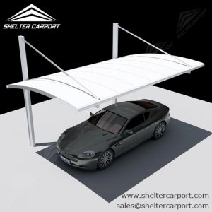 SC04-carport for sale - car canopy parking - matel car sheds - shade structures - shelter carport - 15