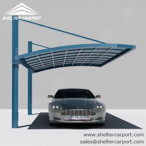 SC04-carport for sale - car canopy parking - matel car sheds - shade structures - shelter carport - 9