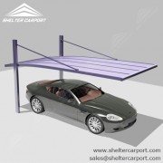 SC05-carport for sale - car canopy parking - matel car sheds - shade structures - shelter carport - 10