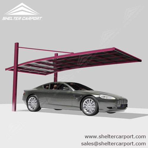 SC05-carport for sale - car canopy parking - matel car sheds - shade structures - shelter carport - 8