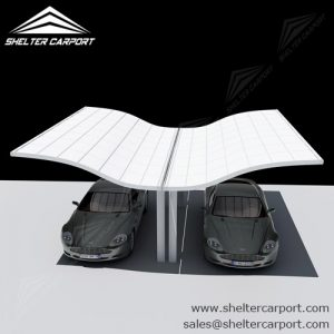 SC06-carport for sale - car canopy parking - matel car sheds - shade structures - shelter carport - 17