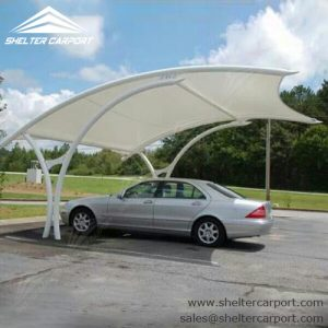 SCA03 - carport for sale - car canopy parking - matel car sheds - shade structures - shelter carport - 34