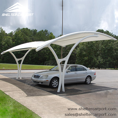 Shade Sails For Vehicles : Car shades with pvc fabric for sale shelter carport