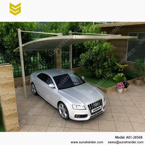 Single Carport In Different Shapes Sunshield Outdoor