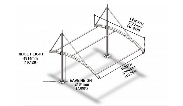 Rv Construction Diagram also Parts For Carports additionally  on mwzim attached lean to carport plans