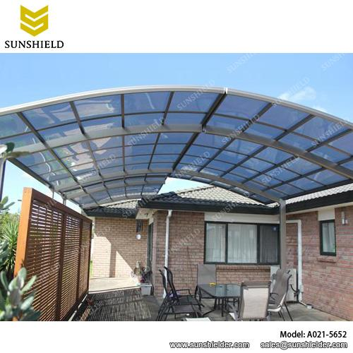 Aluminum Patio Covers u2013 Porch Awning u2013 Patio Shade Canopy- Sunshield Shelter  sc 1 st  Shelter Carport & Aluminum Patio Covers - Porch Awning - Patio Shade Canopy ...