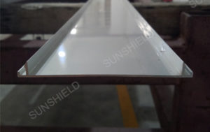 Beam Cover -Aluminum Carport Frame - Aluminum Carport with PC Panel- Sunshield Shelter