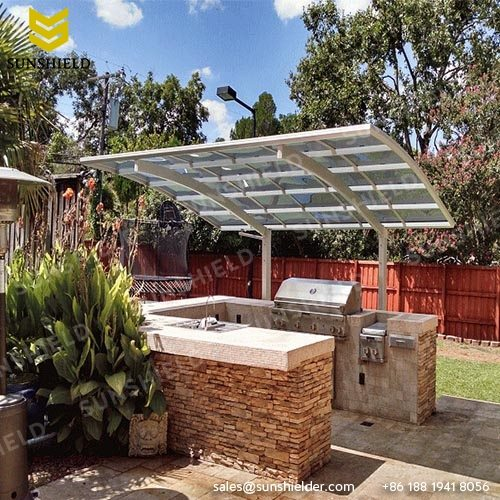 free standing patio cover. Barbeque Covers \u2013 Outdoor Kitchen Cover Free Standing Patio Sunshield