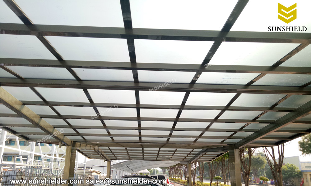 Pc Sheet Why Choose Polycarbonate Sheet Sunshield Pc Carport
