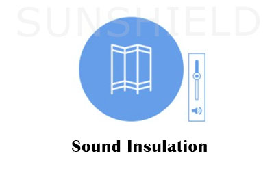 Sound Insualtion - Reason For Choosing Polycarbonate Shelter -Sunshield