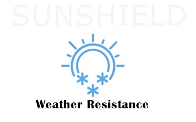 Weather Resistance- Reason For Choosing Polycarbonate Shelter -Sunshield