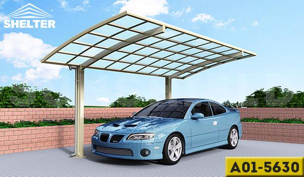 A01-5630-Champagne-alu-carport-with-pc-panel-for-house-park-bus-station-1