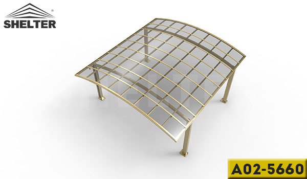 A02-5660-luxury-gold-arch-roof-aluminum-carport-for-2-cars-rv-vehicle-carport-with-pc-roof-1